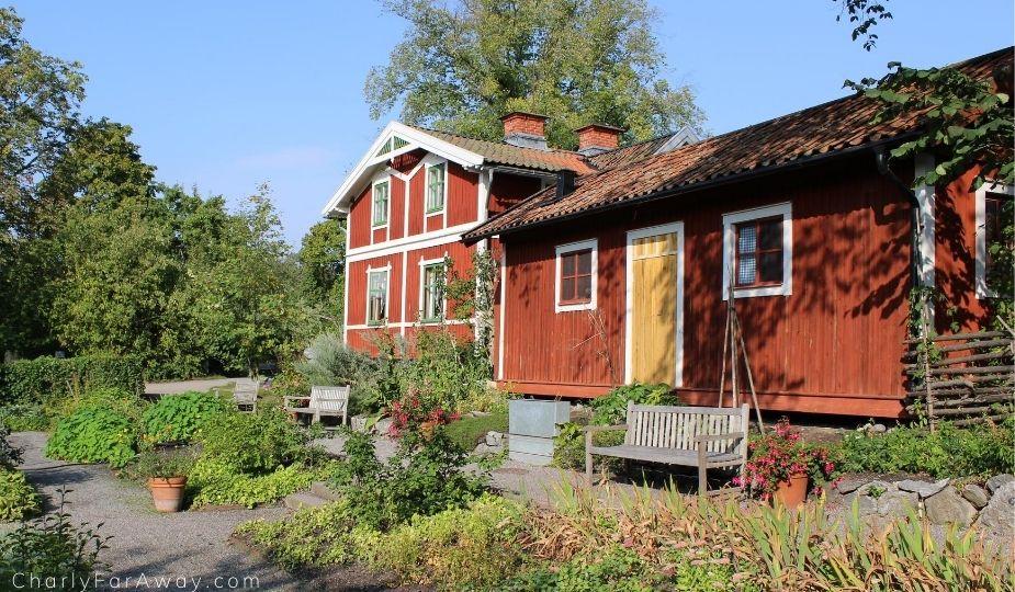 skansen musée stockholm suède