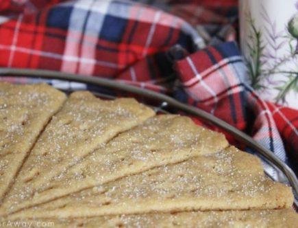 recette shortbread