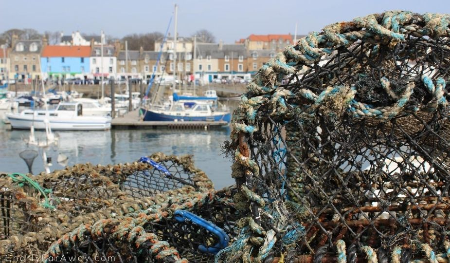 Anstruther port