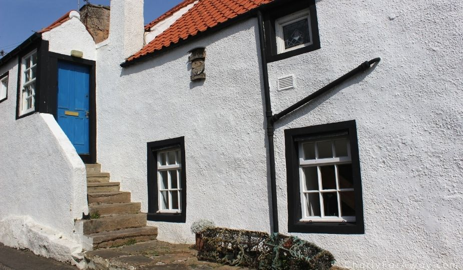 Anstruther village