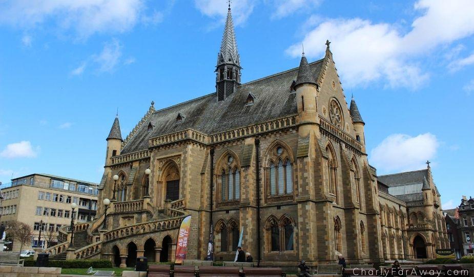 Dundee mcmanus musée