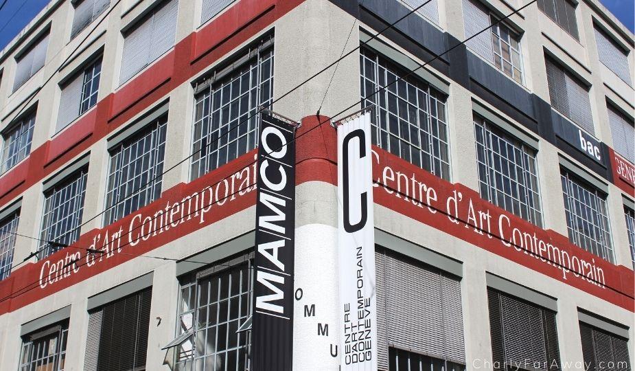 Musée d'art contemporain de Genève