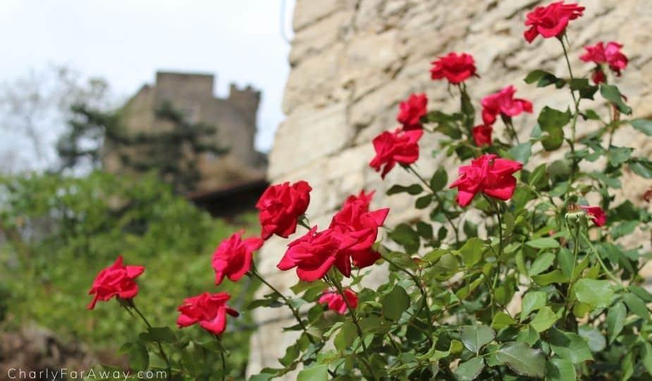 Crémieu chateau