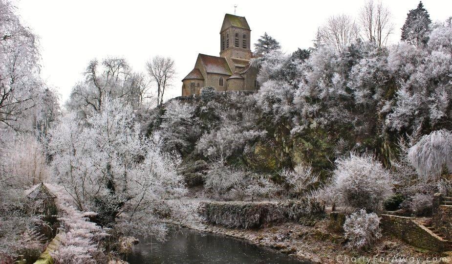Eglise de Saint-Céneri-le-Gérei